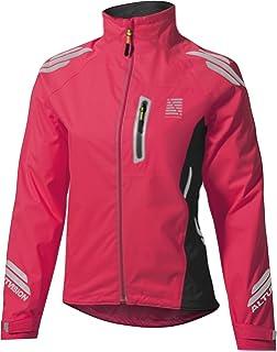 99b2a53fc Proviz Women s Nightrider Waterproof Cycling Jacket  Amazon.co.uk ...