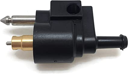 """Marine Fuel Connector for Mercury Mariner Outboard Female 1//4/""""    18-8075"""