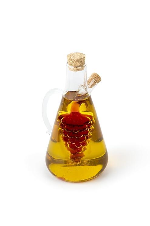 Amazon.com: Fox Run Botella de vinagre y aceite de vidrio ...
