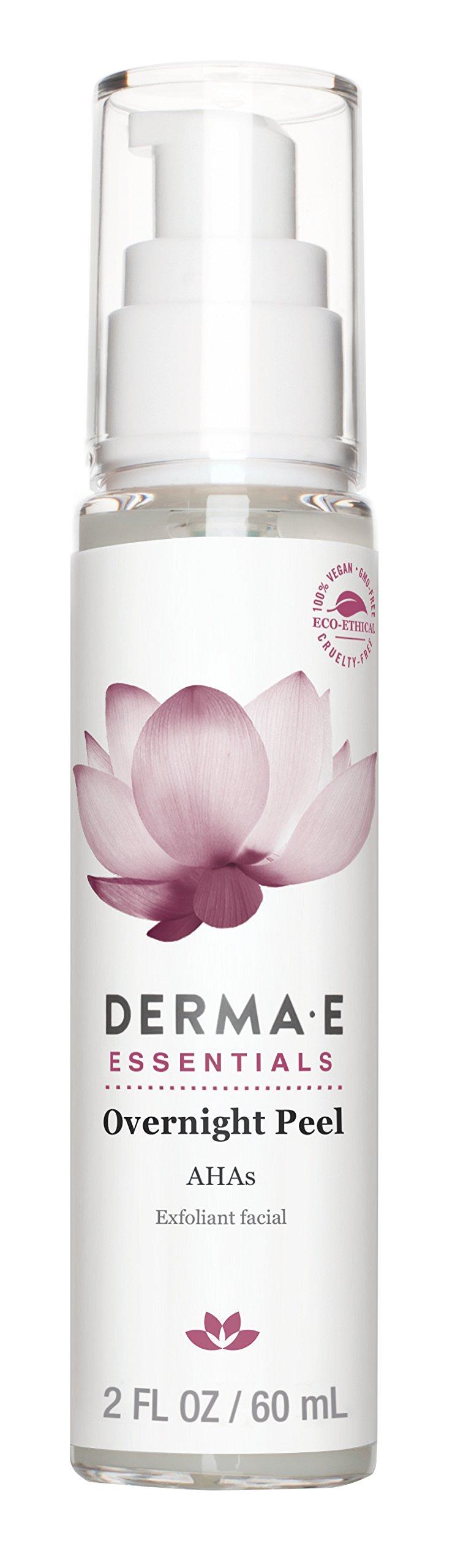 DERMA E Overnight Peel with Alpha Hydroxy Acids 2oz by DERMA-E (Image #2)