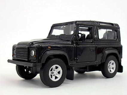 Land Rover Defender Models >> Amazon Com Land Rover Defender 1 32 Scale Diecast Metal Model