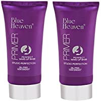 Blue Heaven Studio Perfection Primers, 60g (Transparent, BHPRIMER) - Set of 2