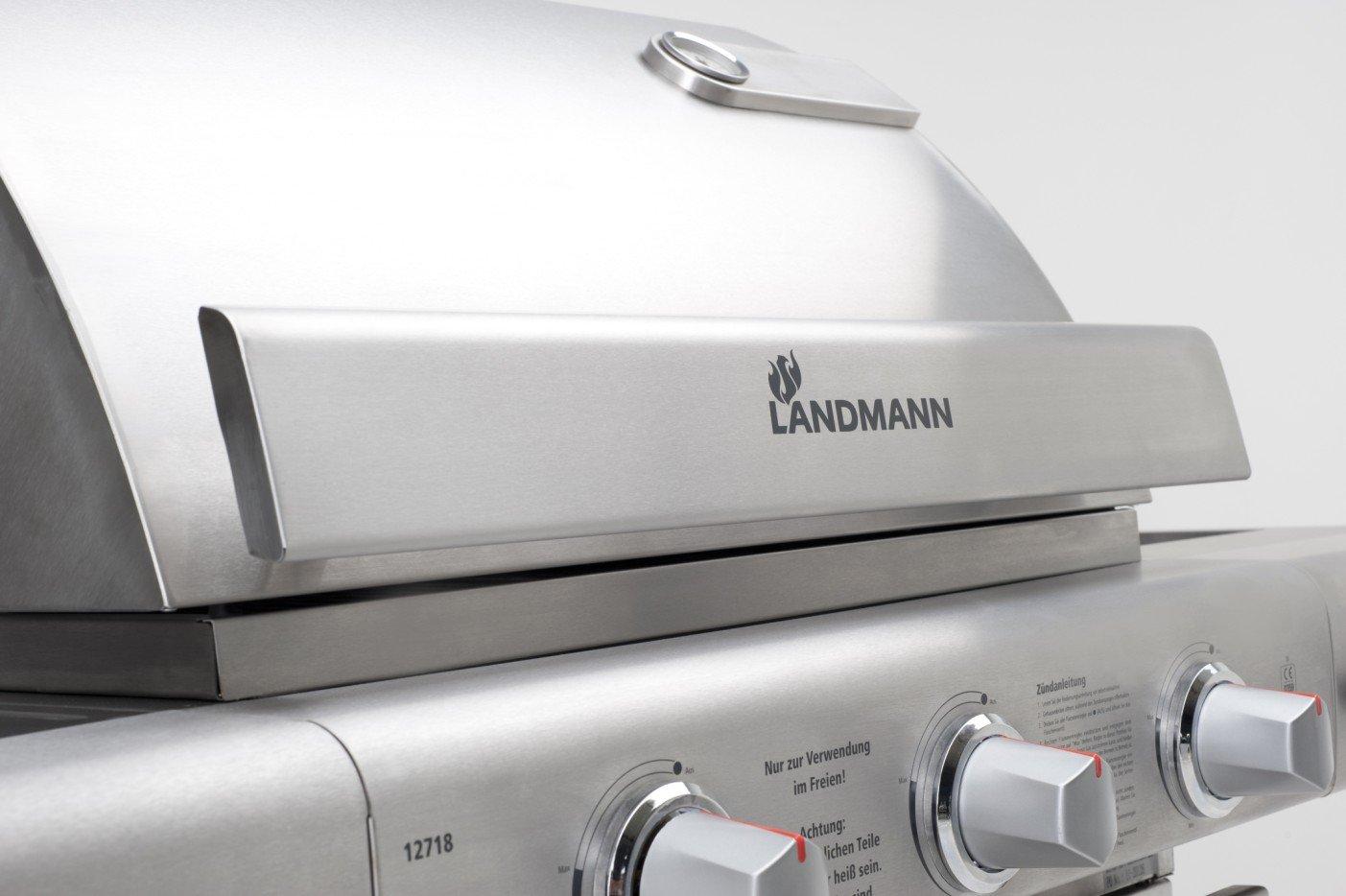 Landmann Gasgrill Grillchef : Landmann angebote von lidl