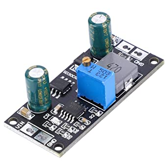 MPPT solar panel controller 1A 3.7v 7.4v lithium li-ion battery charging module