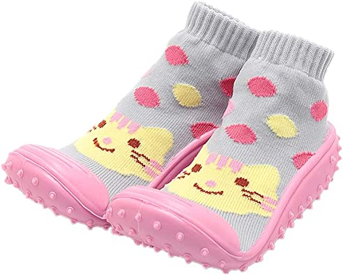 Toddler Infant Baby Sock Boots