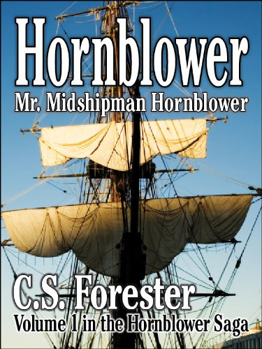 Mr.Midshipman Hornblower by C.S. Forester