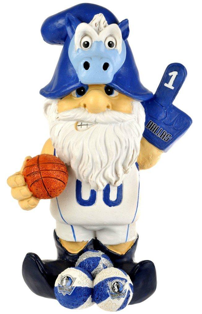 NBA Dallas Mavericks Thematic Gnome II by Football Fanatics