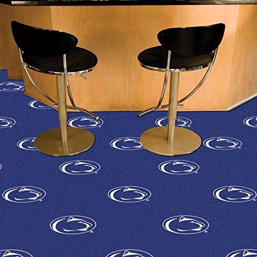 Penn State Nittany Lions NCAA Team Logo Carpet Tiles