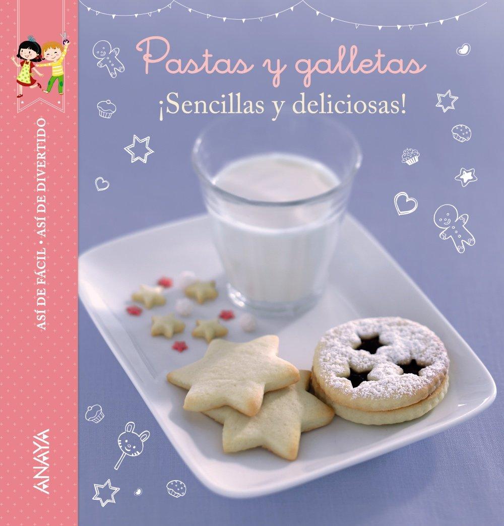 Así de fácil, así de divertido. Pastas y galletas Ocio Y Conocimientos - Manualidades: Amazon.es: Marie Pourrech, Camille Dubois, Lucía Azpeitia Ortiz: ...