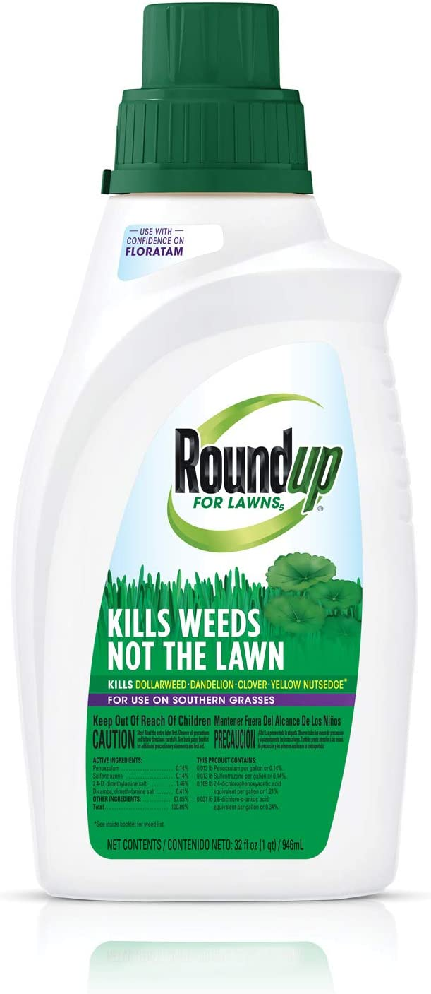 Roundup for Lawns 5 Concentrate