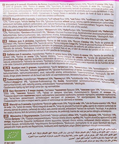 Probios La Via Del Grano Galletas de Trigo A Los 3 Cereales - 10 paquetes: Amazon.es: Alimentación y bebidas