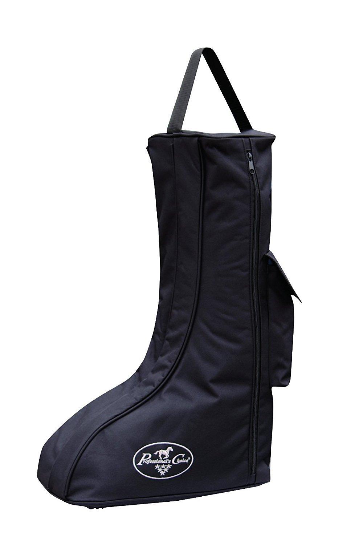 Professionals Choice Bag Boot Case Black HA-912