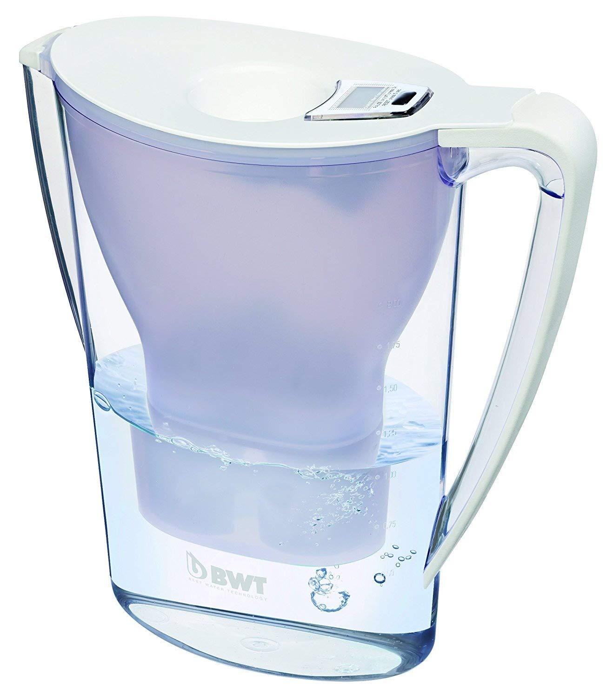 BWT Penguin Electrónica - Jarra filtradora de agua hecha de plástico Libre de BPA: Amazon.es: Hogar