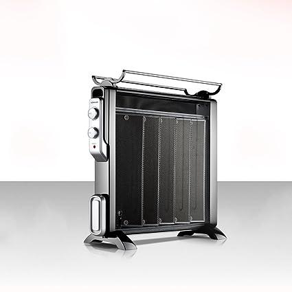 QFFL calentador de calefacción de película de silicio eléctrico radiador Termostato calentador de calentamiento mudo 4
