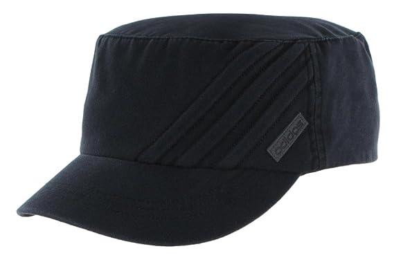 adidas Men s Liberty Military Cap (Black b498734322e