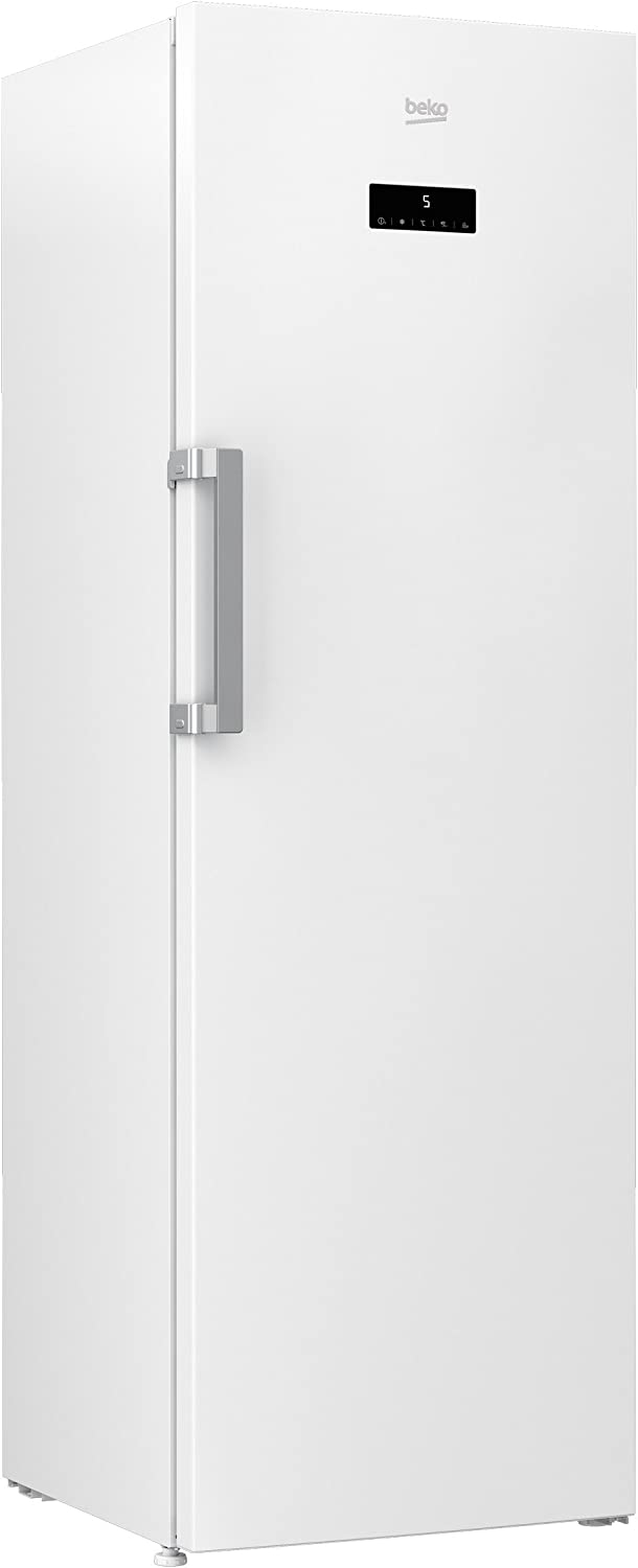 Beko RFNE312E33W Independiente Vertical 275L A++ Blanco ...