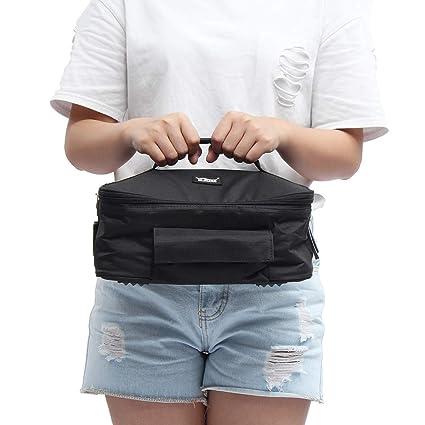JenNiFer Mini Horno Portátil Personal Coche Eléctrico Comida Bento ...