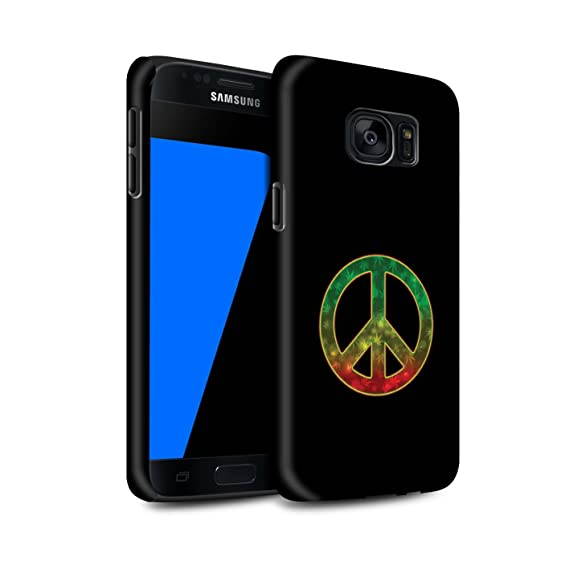 Amazon Stuff4 Matte Tough Shock Proof Phone Case For Samsung