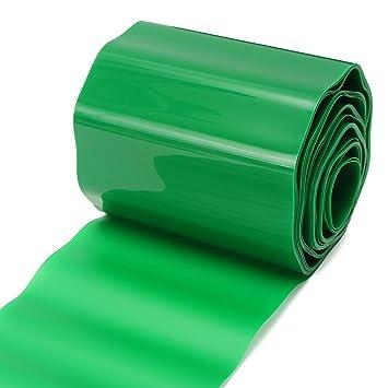 9 m plástico flexible jardín césped valla césped borde verde borde ...