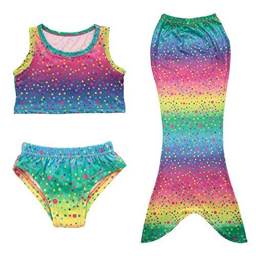 JFEEL (Plus Size Little Mermaid Costumes)