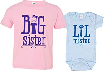5fe791cd0afe Texas Tees Sibling Shirts for Sister and Brother