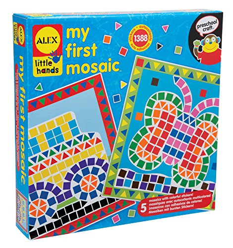ALEX Toys Little Hands My First Mosaic Only $6.99