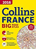 2016 Collins France Big Road Atlas