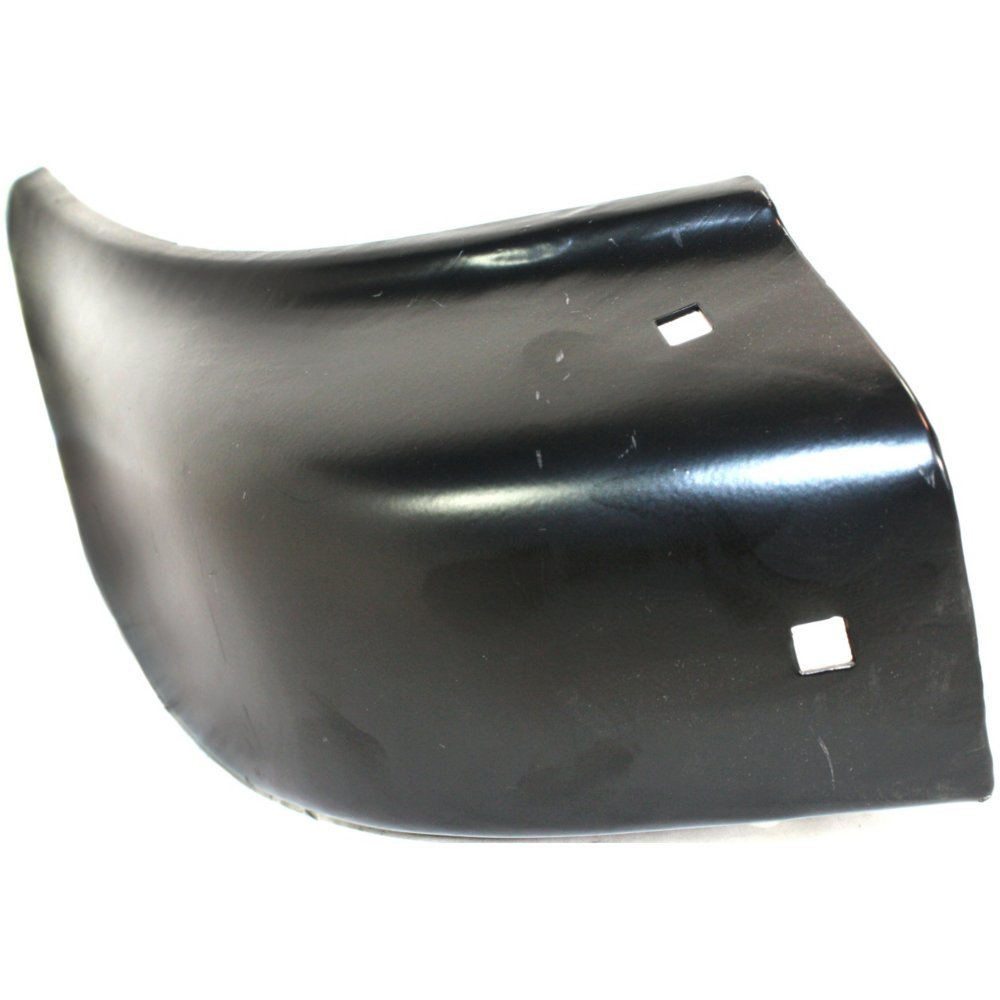 Bumper End for Nissan Pathfinder 96-99 Front Primed W//Flare Holes Right Side Plastic