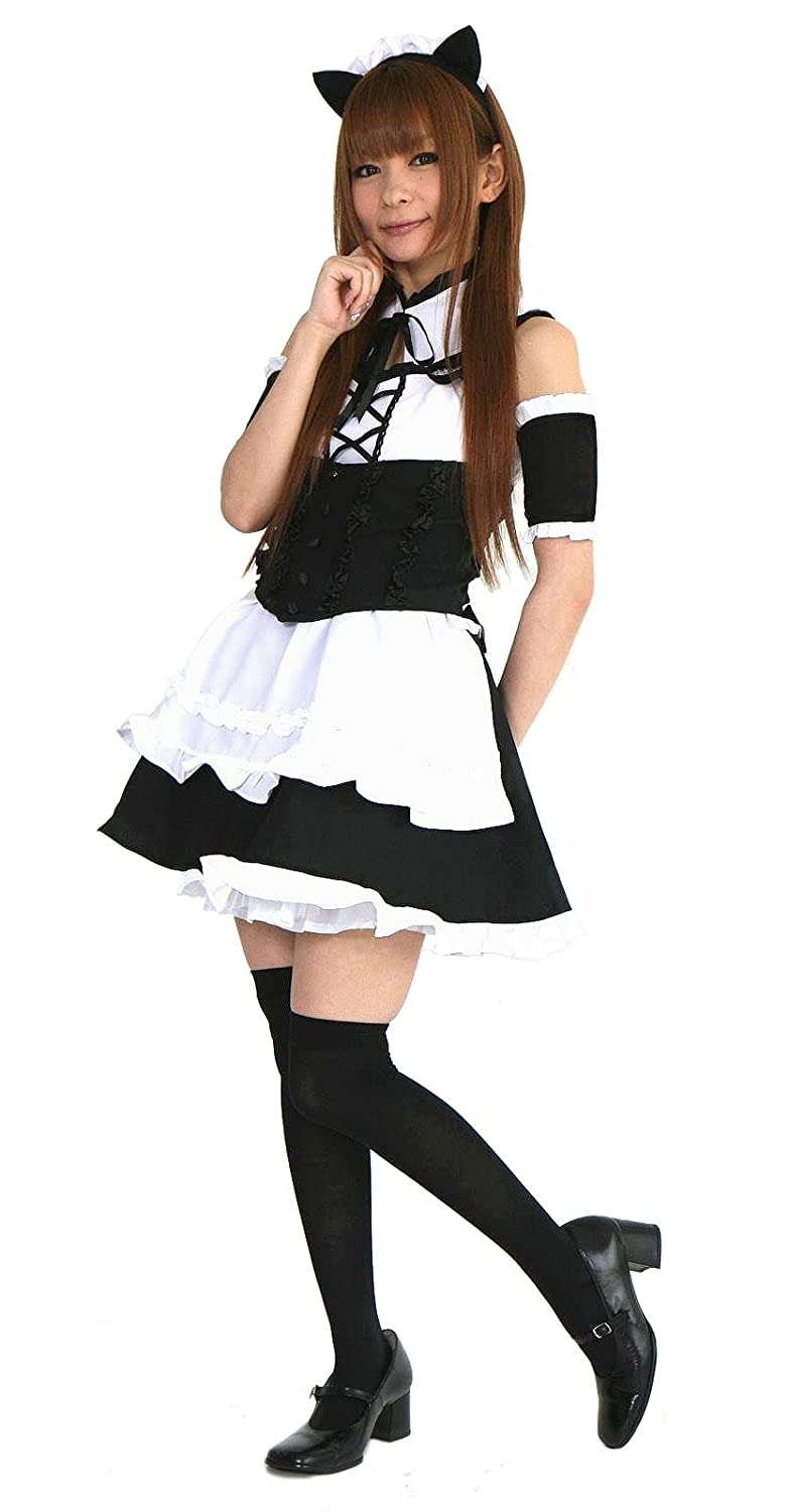 sc 1 st  Amazon.com & Amazon.com: Endless Maid Catgirl Maid Outfit (M): Toys u0026 Games