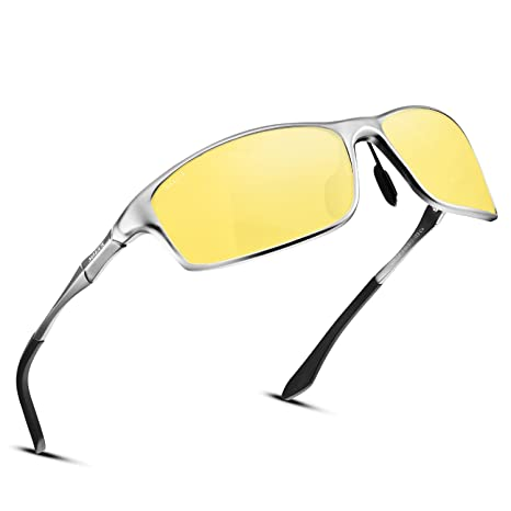 8c5faa0b3c Image Unavailable. Image not available for. Color  SOXICK Night Vision  Glasses ...