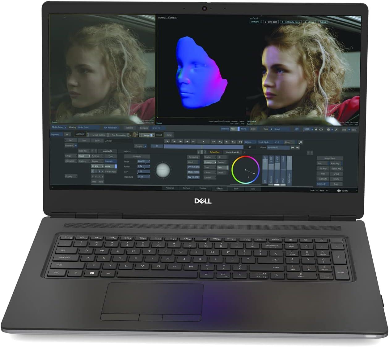 Dell Precision 7750 17.3