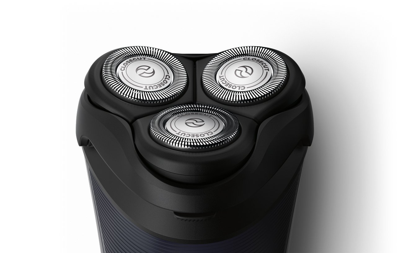 Philips Norelco Corded Electric Shaver 1100, S1150/81 with CloseCut Blade System by Philips Norelco (Image #3)