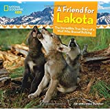 A Friend for Lakota: The Incredible True Story of a Wolf Who Braved Bullying (National Geographic Kids)
