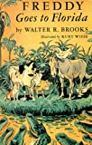 Front cover for the book Freddy Goes to Florida by Walter R. Brooks