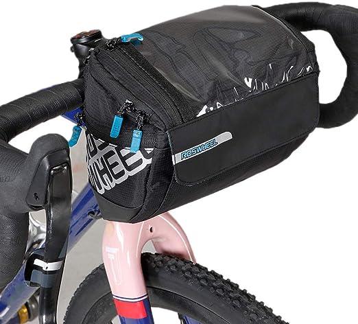 Irfora Bolsas de Bicicleta,Bolsa Bicicleta Manillar,Paquete de ...