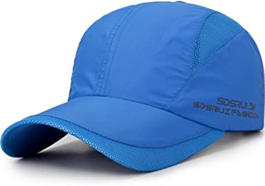 Mens Sun Hat Sun Protection,Sun Hat Baseball Cap Drying Quickly,Breathable,Sports Caps
