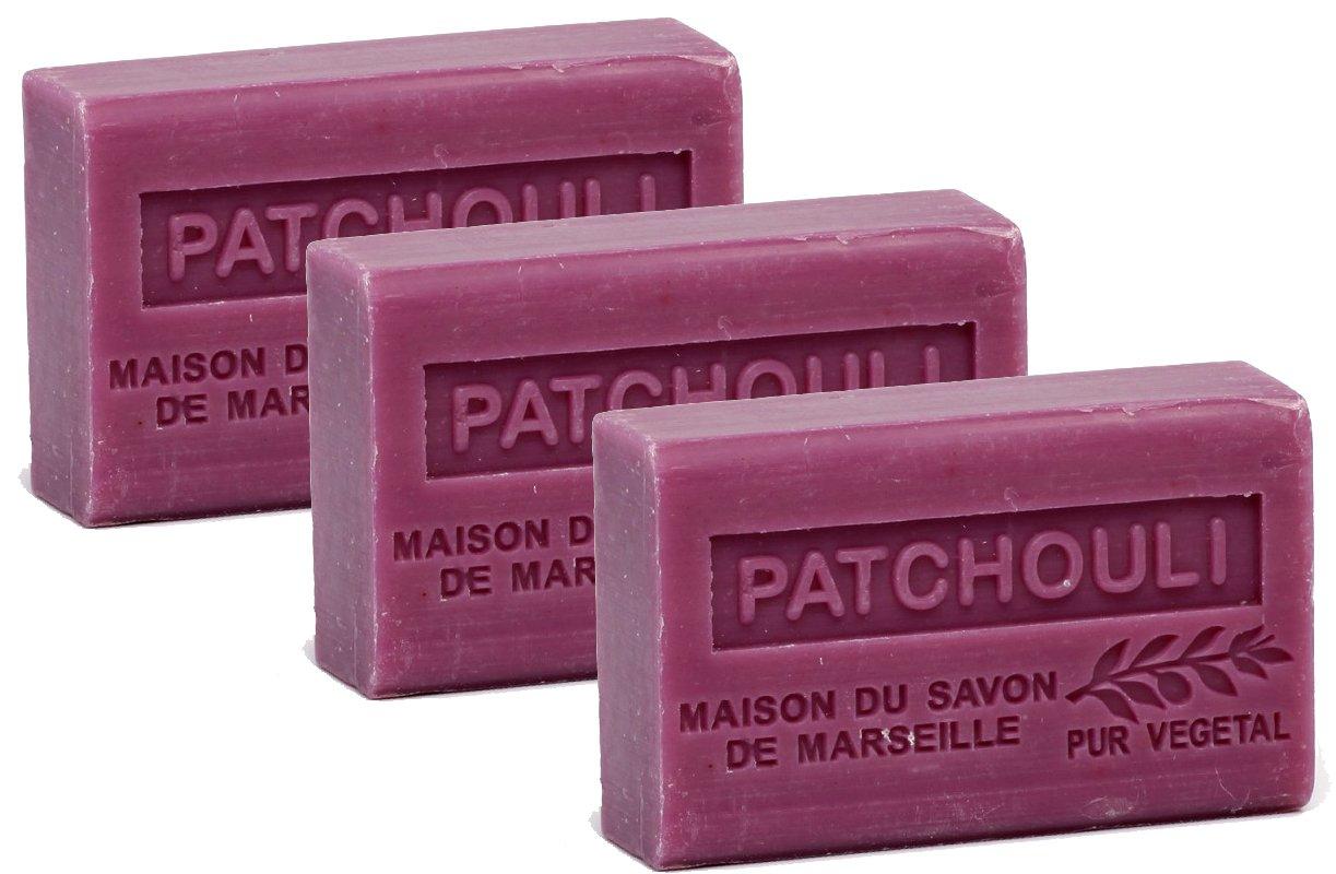 La Maison du Savon Organic Shea Patchouli (3 Pack)