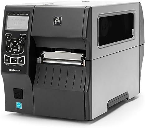 Amazon.com: Zebra ZT410 térmica directa/transferencia ...
