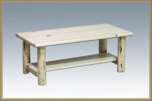 Best living room table: Montana Woodworks Montana Collection Coffee Table