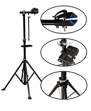"""Adjustable Pro Bike 41/"""" To 75/"""" Repair Stand w// Telescopic Arm Cycle Bicycle Rack"""