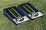 Utah Jazz NBA Basketball Cornhole Game Set Vintage Version