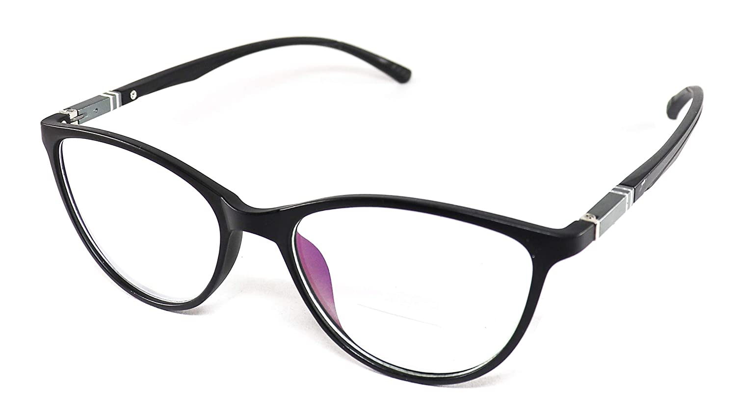 5e942a43f2c Justkartit Black Color Cat Eye Shape Women Full Rim Spectacle Frame (Medium  Size Light Weight Cat Eye Glass)  Amazon.in  Clothing   Accessories