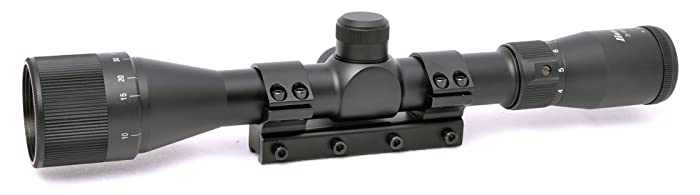 2. Hammers 3-9x32AO Air Rifle Scope with One-Piece Mount