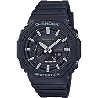 Casio G-Shock Analog-Digital Black Dial Men's Watch-GA-2100-1ADR (G986)