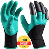 Kyпить Garden Genie Gloves with Claws Waterproof Gardening Gloves for Digging & Planting One Size Fits All As Seen On TV на Amazon.com