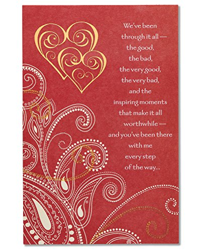 American Greetings The Good the Bad Father's Day Card for Husband with Foil (5873445)