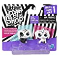 Littlest Pet Shop Black & White Puppy BFFs by Hasbro