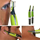Imixcity Nose Ear Face Neck Eyebrow Hair Trimmer Shaver Clipper Cleaner Health Care