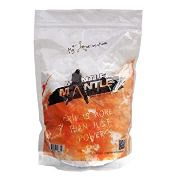 Mantle Chalk Powder - Magnesio de Escalada, Talla 450 g: Amazon.es: Deportes y aire libre