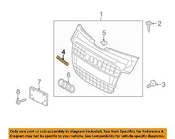 Letras S5 Original Audi A5 tuning EMBLEMA PARRILLA dibujo ...